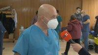 Проф. Мутафчийски: Всеки, който иска, може да се ваксинира във ВМА
