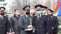 """снимка 12 Раздадоха наградите """"Пожарникар на годината"""" - кои са отличените огнеборци"""