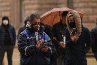 снимка 4 Роднини на починалото от токов удар момче протестираха пред Народното събрание