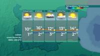 Очакват се мъгли сутринта по поречието на Дунав и в Източна България
