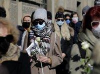 Здравни работници протестираха в Белград