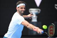 Григор Димитров отпадна от първенството на Австралия