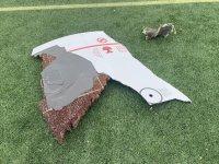 Дъжд от самолетни отломки полетя над Денвър