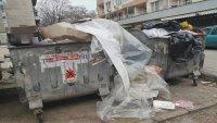 Препълнени контейнери за боклук в Русе: Глобиха сметоизвозващата фирма
