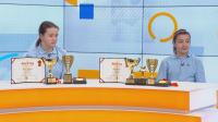 Добрият пример: Сестрите Илиеви с нови отличия в състезанията по математика