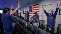 снимка 5 Ето го първия кадър от марсохода на НАСА
