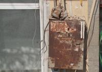 След сигнал до БНТ: Подменят опасно електрическо табло в Пловдив