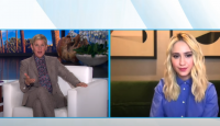 """Елън Дедженерис към Мария Бакалова: Аз съм твой голям фен. Ще спечелиш """"Оскар""""!"""