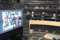 Бъдещи лекари положиха Хипократова клетва на нетрадиционна церемония (Снимки)