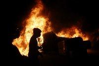 Четвърта нощ на протести в подкрепа на рапъра в Испания