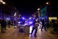 13 задържани в Барселона по време на протеста в подкрепа рапъра Хасел