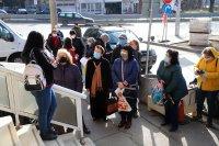снимка 2 Опашка от лични лекари за ваксини пред РЗИ-София