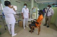 Гана е първата държава в света, която получи ваксини от ООН