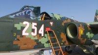 снимка 1 Модернизираните самолети Су-25 отново полетяха (ВИДЕО)
