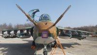 снимка 3 Модернизираните самолети Су-25 отново полетяха (ВИДЕО)