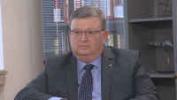 Сотир Цацаров в специално интервю за БНТ