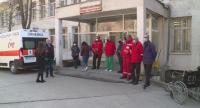 Медици от Гоце Делчев не получили полагащите им се 1 000 лeвa за работата им на първа линия