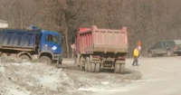 Взривове на пътя към Кръстова гора, ремонтират 11-километров участък