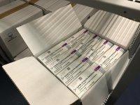 "52 800 дози от ваксината на ""Астра Зенека"" пристигнаха у нас"