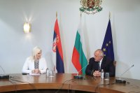 Премиерът Борисов и вицепремиерът на Сърбия Зорана Михайлович обсъдиха напредъка на проекти от общ интерес