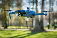 Пловдив се включва в европейски регламент за дроновете