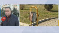 Вандали счупиха кошчета за боклук в Благоевград: Какви мерки предлага общината