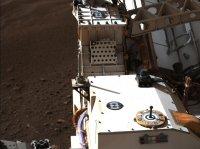 НАСА изпрати нови снимки от Марс до Земята