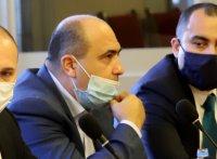 Депутат напусна ПГ на ГЕРБ, остава безпартиен до края на мандата