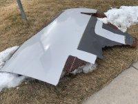 "снимка 5 Защо ""Боинг 777"" се разпадна по време на полет?"
