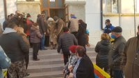67,03% са гласували на референдума в Обзор до 15 часа