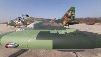 снимка 4 Модернизираните самолети Су-25 отново полетяха (ВИДЕО)