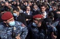 Опит за преврат в Армения?