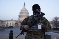 снимка 2 Засилени мерки за сигурност във Вашингтон след сигнал за готвено нападение над Капитолия