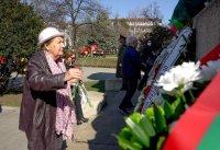 снимка 1 Поклонение пред Докторския паметник за загиналите медици в Руско-турската освободителна война