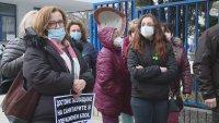 снимка 4 Медицински сестри и санитари от Варна с флашмоб в подкрепа на протеста в София