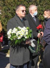 снимка 4 Поклонение пред Докторския паметник за загиналите медици в Руско-турската освободителна война