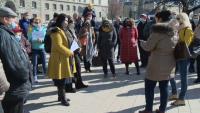 Протест на туроператори - искат държавна подкрепа за бранша