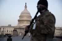 снимка 5 Засилени мерки за сигурност във Вашингтон след сигнал за готвено нападение над Капитолия
