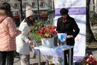 снимка 1 Купи цвете срещу 5 лв. в подкрепа на двойки с репродуктивни проблеми