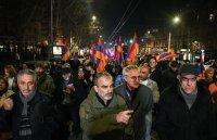 Шествие и митинг на опозицията в Ереван