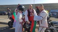 Шествие на рокери в Бургас по случай Трети март