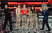 """Рок групата """"Манескин"""" е големият победител на фестивала в Санремо"""