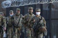 снимка 3 Засилени мерки за сигурност във Вашингтон след сигнал за готвено нападение над Капитолия
