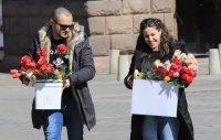 снимка 5 Купи цвете срещу 5 лв. в подкрепа на двойки с репродуктивни проблеми