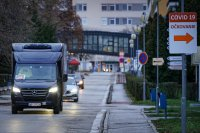 Словакия въвежда комендантски час