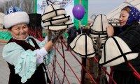 Калпакът в Казахстан - национален символ и ден за празник (Снимки)
