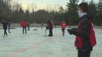 В Добрич показват 20-километрова мартеница