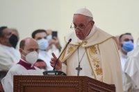Историческата среща между папа Франциск и аятолах Али Систани (ОБЗОР)