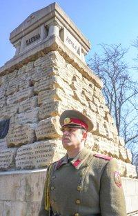 снимка 10 Поклонение пред Докторския паметник за загиналите медици в Руско-турската освободителна война