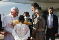 Трети ден от историческата визита на папа Франциск в Ирак